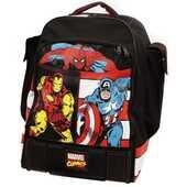 Cartoleria Zaino scuola Xrolley Avengers Auguri Preziosi