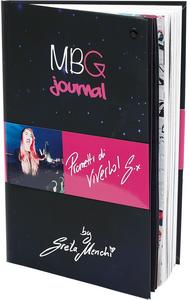 Cartoleria MBG Journal Diary. Agenda Personalizzabile Greta Menchi 0