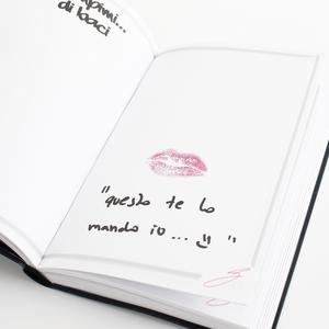 Cartoleria MBG Journal Diary. Agenda Personalizzabile Greta Menchi 3