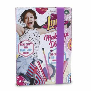 Soy Luna. Make-Up Diary. Diario + Trucchi - 8