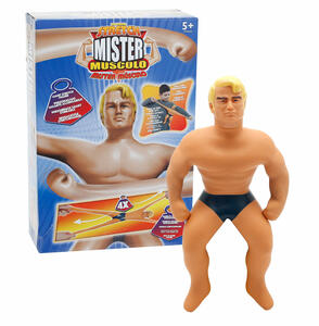 Stretch Armstrong. Mister Muscolo - 3