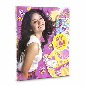 Giocattolo Soy Luna. Diario Con Magnete Auguri Preziosi