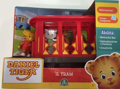 Daniel Tiger. Tram Retrocarica - 3