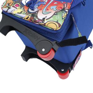 Cartoleria Zaino Xrolley Girl Mod. Mimetic Auguri Preziosi 3