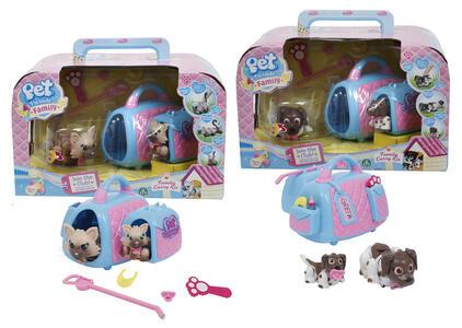 Pet Parade Family Carry Kit Giochi Preziosi - 5