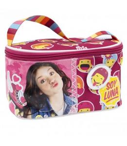 Cartoleria Borsa Beauty Bag Soy Luna Auguri Preziosi