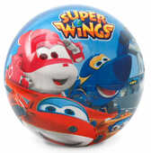 Giocattolo Super Wings. Pallone 23 cm Giochi Preziosi
