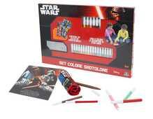 Idee regalo Set Colore Srotolone Star Wars Auguri Preziosi