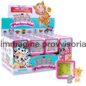 Paciocchini Box 1 Paciocchino + 1 Animaletto