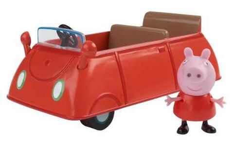 Peppa Pig Veicolo+Personaggio