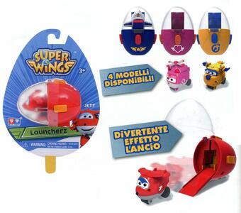 Super Wings Veicolo Turbo Egg - 6