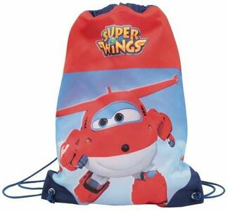 Zaino coulisse Super Wings