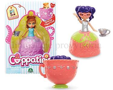 Cuppatinis Minidoll 6 Mod. Cua01000 Giochi Preziosi
