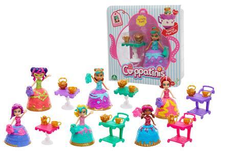 Cuppatinis Mini Doll con Accessori Giochi Preziosi