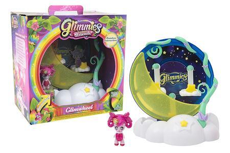 Glimmies. Rainbow Friends. Glimwheel Con Glimmie Esclusiva - 13
