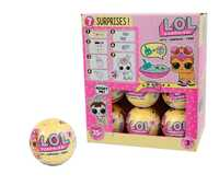 Giocattolo L.O.L. Surprise. Pets. Pallina 7 Strati Con Mini Cucciolo Giochi Preziosi