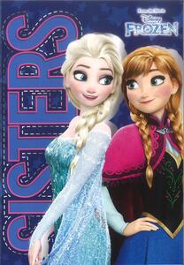 Quaderno maxi A4 Frozen. 1 rigo - 4