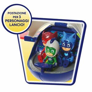 Pj Masks. Quartier Generale Moon - 15