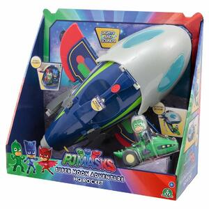 Pj Masks. Quartier Generale Moon - 17