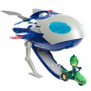Pj Masks. Quartier Generale Moon - 10
