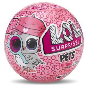 LOL Surprise Pets Serie 4 con accessori e messaggi segreti