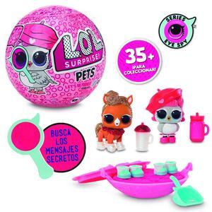 LOL Surprise Pets Serie 4 con accessori e messaggi segreti - 20