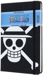 Cartoleria Taccuino Moleskine a righe Large One Piece Flag Moleskine