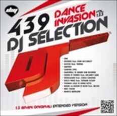 CD DJ Selection 413. Dance Invasion vol.133