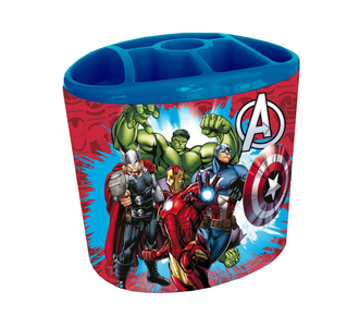 Cartoleria Avengers. Portapenne Joko