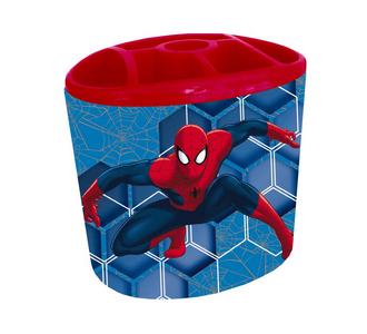 Cartoleria Spider-Man. Portapenne Joko