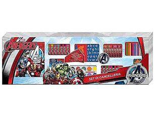 Cartoleria Avengers. Set Cancelleria 1 Metro Joko