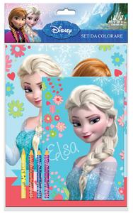 Giocattolo Frozen. Set Da Colorare Joko 0