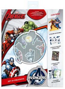 Avengers. Cartellina Creatività - 2