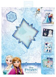 Frozen. Cartellina Creatività - 2