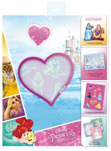 Principesse Disney. Cartellina Creatività