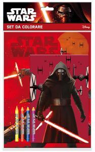 Star Wars. Set Da Colorare - 2