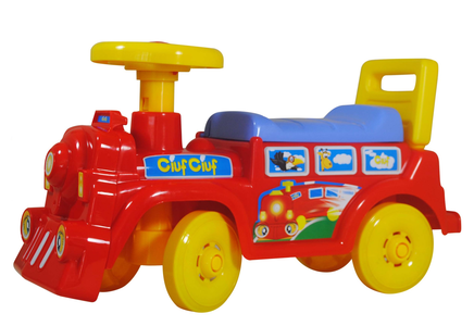 Giocattolo Trenino Ciuf Ciuf Cavalcabile Toys Market 0