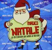 CD Magico Natale. Le 20 canzoni più belle di Natale