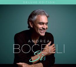 CD Sì Andrea Bocelli