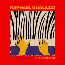 Ho un piano (Sanremo 2020) - CD Audio di Raphael Gualazzi
