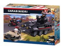 Sluban M38-B0655. Carabinieri. Autoblindo