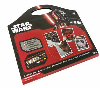 Star Wars. Truccabimbi. Make-Up Maxi Book