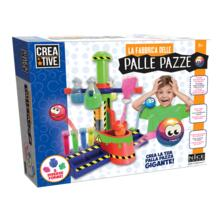 Creative Kids La Fabbrica Delle Palle Pazze