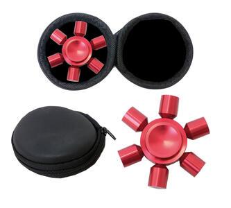 Tricky Spinner Metal 6 Cilindri Intercambiabili (Assortimento)