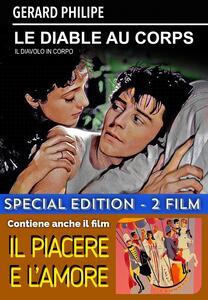 Film Le diable au corps - Il piacere e l'amore (DVD) Claude Autant-Lara Max Ophüls