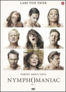 Nymphomaniac. Vol. 1 di Lars Von Trier - DVD