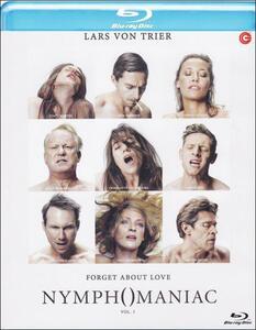 Nymphomaniac. Vol. 1 di Lars Von Trier - Blu-ray