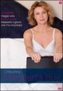 Collezione Margherita Buy (4 DVD) di Giuseppe Piccioni,Sergio Rubini,Maria Sole Tognazzi,Carlo Verdone