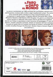 Il faro in capo al mondo di Kevin Billington - DVD - 2