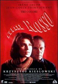 Cover Dvd Film rosso. Tre colori (DVD)